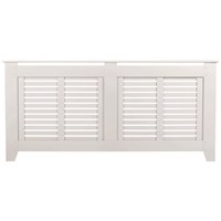Winther Browne  Rhode Island Radiator Cabinet - White