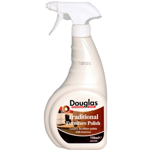 Douglas Professional Range Traditional Polish with Beeswax - 750ml