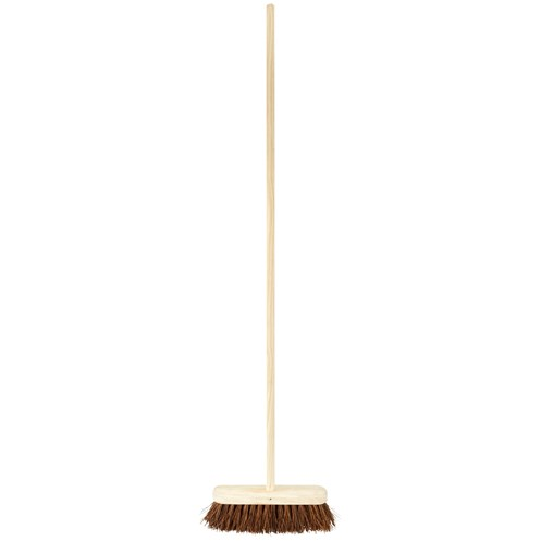Dosco  Bassine Broom & Handle - 11in
