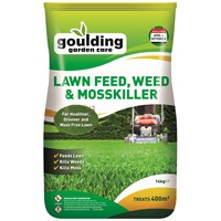 Goulding  Lawnfeed, Weed & Mosskiller - 400sqm