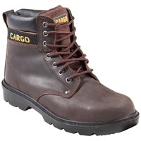 Cargo  Max Safety Boots - Brown