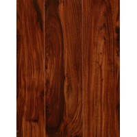 Canadia Prestige Laminate Flooring 12mm - Gloss Walnut Acacia