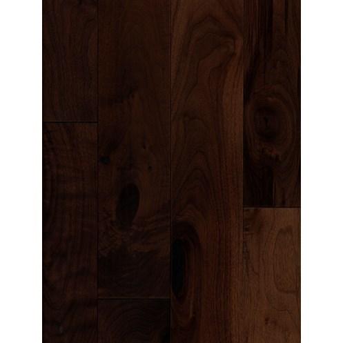 Canadia Engineered Wood Flooring 14mm American Black Walnut Semi