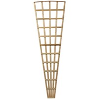 Independent Fencing  Fan Trellis Panel - 600 x 1800mm