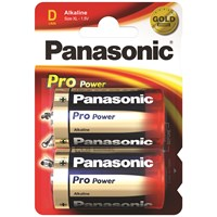 Panasonic  Pro Power Batteries - D