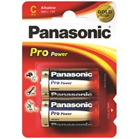 Panasonic  Pro Power Batteries - C